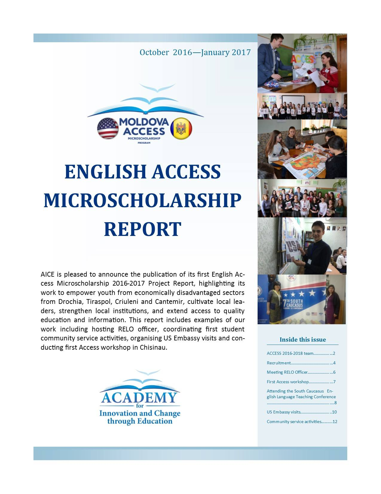 English Access Microscholarship
